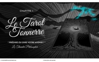 Princess Unchained Chapitre 1 Le Tarot Tonnerre