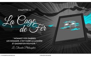 Princess Unchained - Chapitre 6 La Cage de Fer