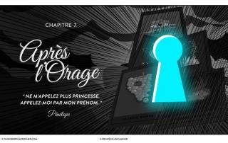 Princess Unchained Chapitre 7 - Après l'orage