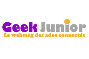 Logo Geek Junior