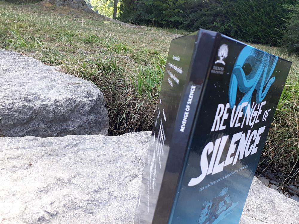 Revenge of Silence - BD