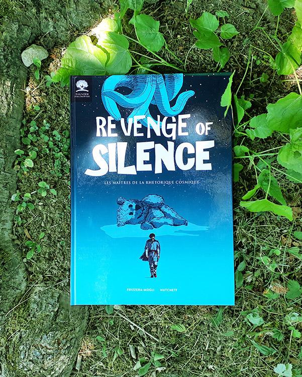 Revenge of Silence - BD - couverture