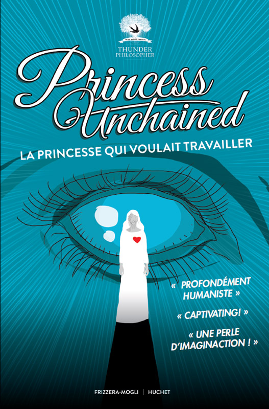 Princess Unchained couverture