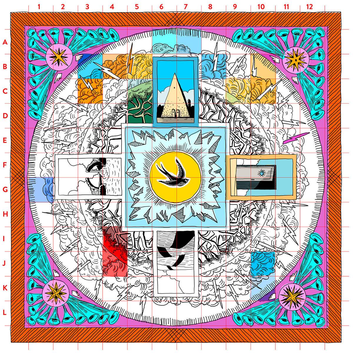 Mandala Tempête