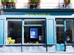 The School Of Life Paris
